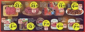 A101 11 Şubat  İndirimli Et ürünleri