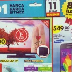 A101 11 Şubat hi-level 40hl500 led tv-samsung galaxy core g361