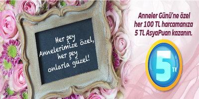 Asyacard Anneler Günü Kampanyası 2014