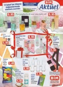 Bim 12 Şubat Aktüel Ürünler  parfüm 2