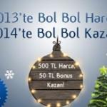 DenizBonus- Bol Bol Harca  Bol Bol Kazan 2014