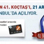 Koçtaş Forum İstanbul Mağazası Açılış Kampanyas