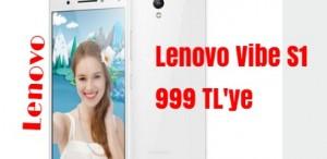 LENOVO VIBE S1 ÇİFT SİM BEYAZ AKILLI TELEFON   Teknosa