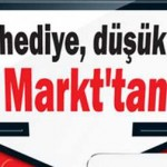 MediaMarkt 9 - 12 Mayıs 2013 tarihleri arasında geçerli olacak Anneler Günü indirimleri
