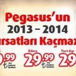 Pegasus'un 2013-2014 Fırsatları Kaçmaz! - Kampanyalar - Pegasus Havayolları - Ucuz Uçak Biletinin Adresi, Uçmanın Kolay Yolu