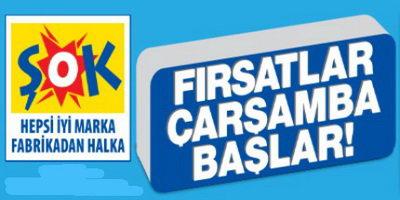 Şok Market 7 – 13 Ocak 2015 Fırsat Ürünleri Kataloğu