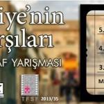 Sanalpazar.com ile İFSAK iş birliğinde Türkiye'nin Çarşıları fotoğraf yarışması