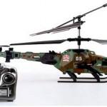 Subotech 800 Savaşan Uzaktan Kumandalı Helikopter-ha