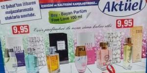 bim 12 şubat parfüm çeşitleri