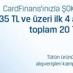 cardfinans-şok market