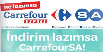 CarrefourSA 20 – 22 Şubat 2016 HaftaSonu Kampanyası