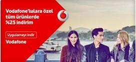 Collezione.com'da Vodafone'lulara Özel %25 İndirim