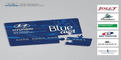 Hyundai Blue Card servis avantajları ve yeni program ortakları