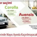 toyota-mayıs kampanyası-avensis-rav4-coralla