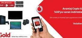 Gold'dan Vodafone'lulara Özel %50'ye Varan İndirim!