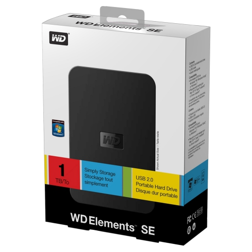 Western Digital Elements Se 1tb 2 5 Quot Usb3 0 Taşınabilir Disk 139 00 Tl Kargo Bedava Ucuzluktakip