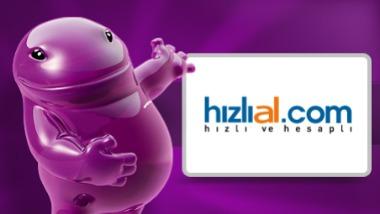 www.hizlial.com 'dan 100 TL indirim Yapı Kredi İnternet Şube'sinde