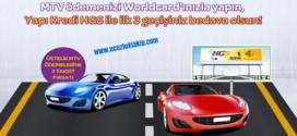 Yapıkredi World Motorlu Taşıtlar Vergisi Kampanyası  Ocak 2016